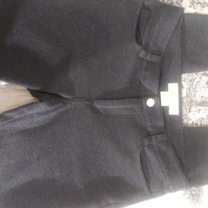 Michael Kors gray straight leg 6p